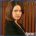 'Anna Belknap' - copyright NBC