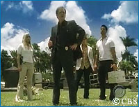 'CSI: Miami' - copyright CBS