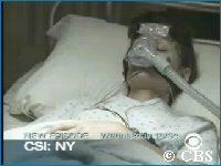 'Night, Mother' photo - courtesy CBS.com, copyright CBS